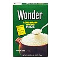 Wonder Rice Food Product Image